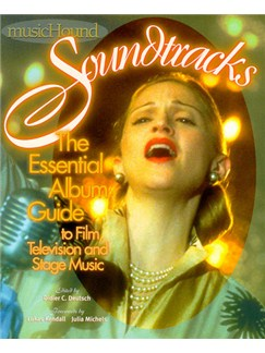 MusicHound Soundtracks: The Essential Album Guide Books |