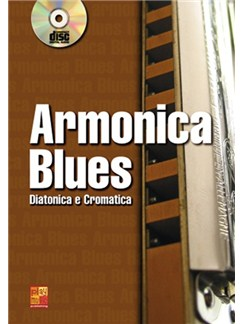 Armonica Blues (Book/CD) Books and CDs | Harmonica