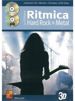 Matteo Levotti: La Chitarra Ritmica - Hard Rock & Metal Books, CDs and DVDs / Videos | Guitar