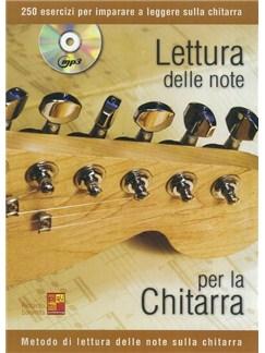 Riccardo Solomita: Lettura Delle Note Per La Chitarra Books and CDs   Guitar