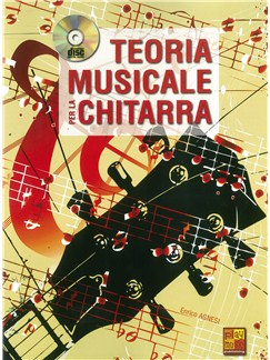 Teoria Musicale Per La Chitarra (Book/CD) Books and CDs | Guitar