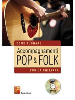 Accompagnamenti Pop & Folk Con La Chitarra Books and CDs | Guitar