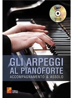 Gli Arpeggi Al Pianoforte (Book/CD) Books and CDs | Piano