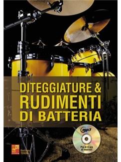 Diteggiature & Rudimenti Di Batteria CD et Livre | Batterie