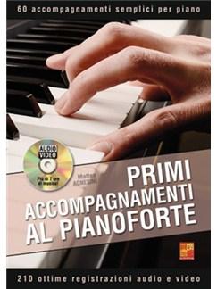 Matteo Agnesini: Accompagnamenti Al Pianoforte (Libro/DVD) Books and DVDs / Videos | Piano