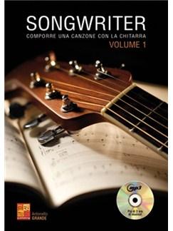 Songwriter #1 (Libro/CD) CD et Livre | Guitare