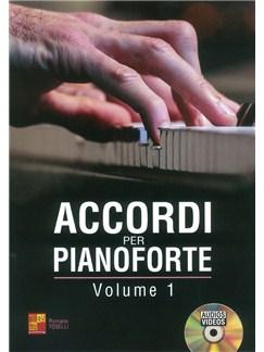 Romano Toselli: Accordi Per Pianoforte - Volume 1 (Book/CD) Books and CDs | Piano