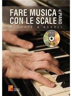Federico Dattino: Fare Musica Con Le Scale Al Piano (Book/DVD) Books and DVDs / Videos | Piano