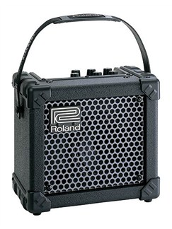 Roland: Micro Cube - Guitar Amplifier  | Electric Guitar