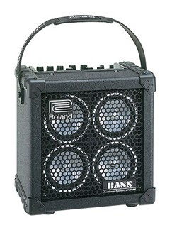 Roland: Microcube RX Bass Amplifier  | Bass Guitar