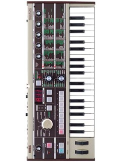 Korg: MicroKORG Synthesizer And Vocoder Instruments | Keyboard, Synthesiser