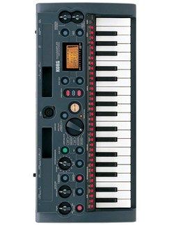 Korg: microSAMPLER - Sampling Keyboard Instrument | Synthétiseur