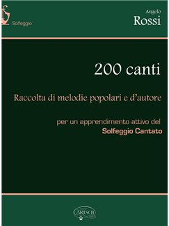 Angelo Rossi: 200 Canti Books | Voice