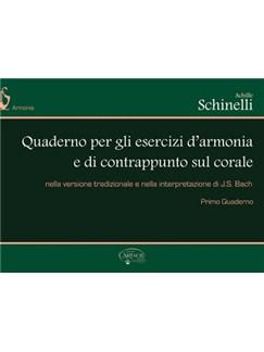 Quaderni Per Gli Esercizi D'Armonia E Di Contrappunto - Quaderno 1 Books | All Instruments
