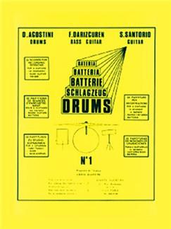 30 Partitions de Séances d'Enregistrement Books | Drums