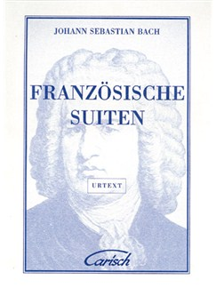 J.S. Bach: Französische Suiten, for Cembalo Books | Piano