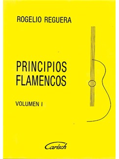 Principios Flamencos, Volumen 1 Books | Guitar