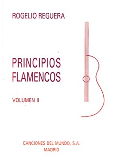 Principios Flamencos, Volumen 2 Books | Guitar