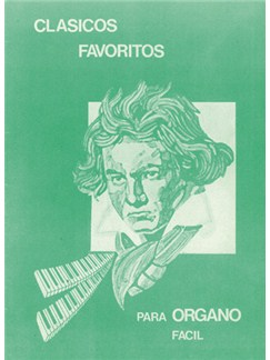 Clásicos Favoritos para Órgano Fácil, Volumen 1 Libro | Organ
