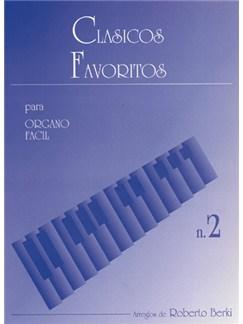 Clásicos Favoritos para Órgano Fácil, Volumen 2 Books | Organ