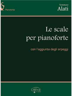 Alati: Le Scale per Pianoforte Books | Piano