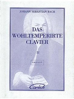 J.S. Bach: Das Wohltemperirte Clavier, Volume II Books | Piano
