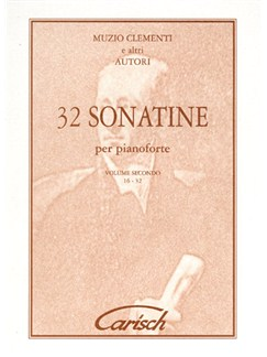 Muzio Clementi: 32 Sonatines, Volume II (16-32), for Piano Livre | Piano