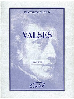 Fryderyk Chopin: Valses, for Piano Libro | Piano