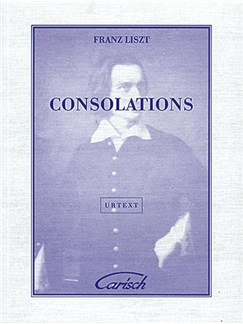 Franz Liszt: Consolations, for Piano Books | Piano