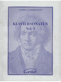 Ludwig Van Beethoven: Klaviersonaten, Volume I Books | Piano