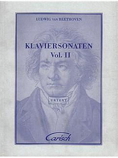 Ludwig Van Beethoven: Klaviersonaten, Volume II Livre | Piano