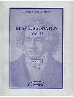Ludwig Van Beethoven: Klaviersonaten, Volume II Libro | Piano
