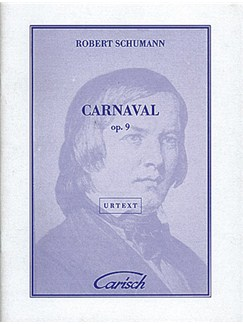 Carnaval Op.9, for Piano Books | Piano