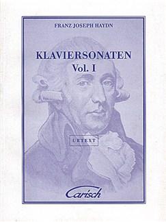 Franz Joseph Haydn: Klaviersonaten, Volume I Libro | Piano