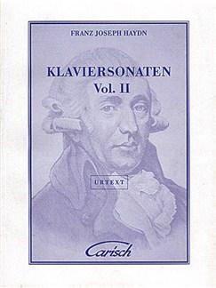 Franz Joseph Haydn: Klaviersonaten, Volume II Books | Piano