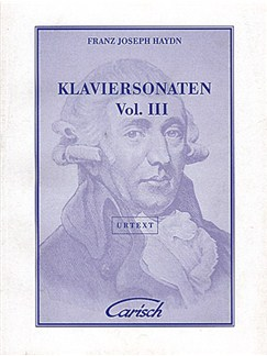 Franz Joseph Haydn: Klaviersonaten, Volume III Livre | Piano