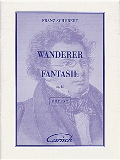 Franz Schubert: Wanderer Fantasie, Op.15, for Piano Books | Piano