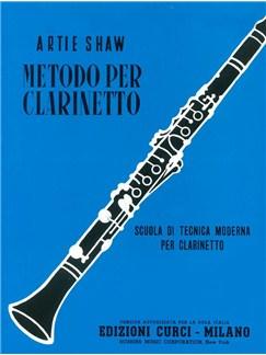 Artie Shaw: Metodo Per Clarinetto Books | Clarinet