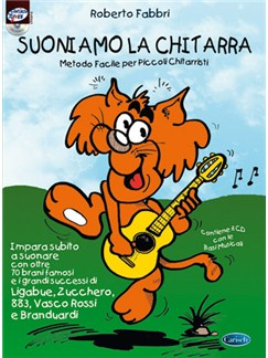 Suoniamo La Chitarra, Volume 1 Books and CDs | Guitar