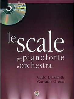 Le Scale per Pianoforte e Orchestra Books and CDs | Piano