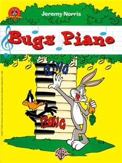 Norris Bugs Piano Mini Pf Bk Books |