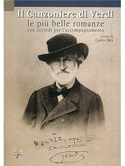 Giuseppe Verdi: Il Canzoniere di Verdi, Le Più Belle Romanze Books | Lyrics & Chords