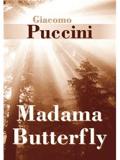 Giacomo Puccini: Madama Butterfly (Libretto) Books | Libretto