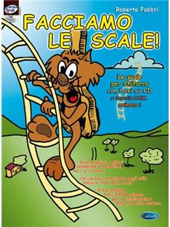Facciamo le Scale Books and CD-Roms / DVD-Roms | Guitar