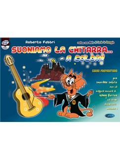 Suoniamo la Chitarra... a Colori Books and CDs | Guitar