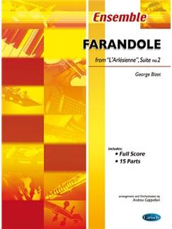 George Bizet: Farandole from L'Arésienne, Suite No.2 Books | Ensemble