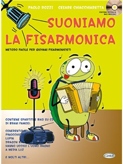 Suoniamo la Fisarmonica Books and CDs | Accordion