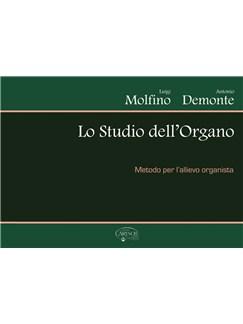 Luigi Molfino/Antonio Demonte: Lo Studio Dell'Organo Books | Organ