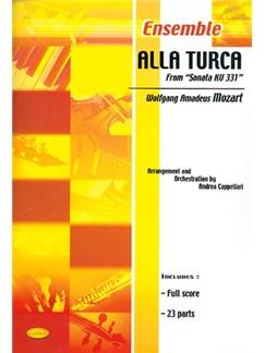 Wolfgang Amadeus Mozart: Alla Turca, From Sonata KV 331 Books | Ensemble