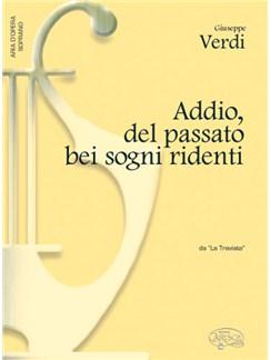 Giuseppe Verdi: Addio, del passato bei sogni ridenti, da La Traviata (Soprano) Bog | Klaver og sang